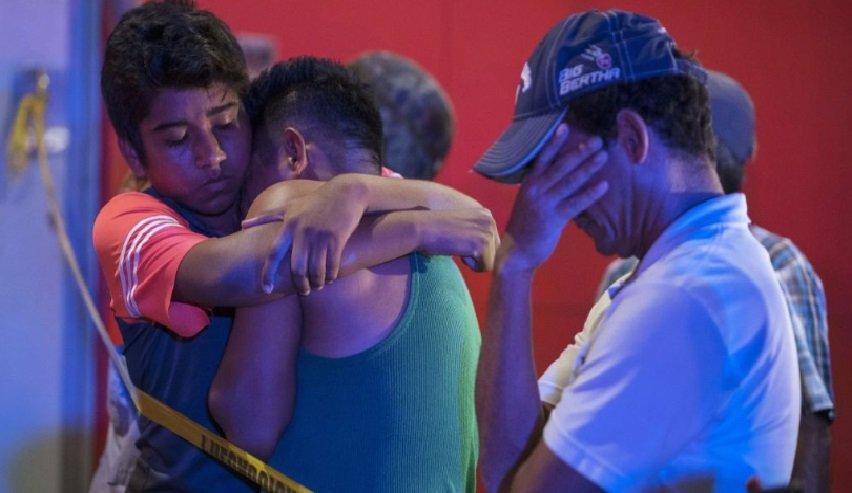 VIDEO: al menos 23 victimas y 13 heridos tras ataque a un bar con bombas molotov en México