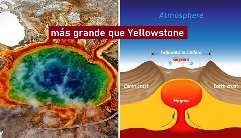 Científicos Filipinos descubren una de las calderas mas grandes de la tierra