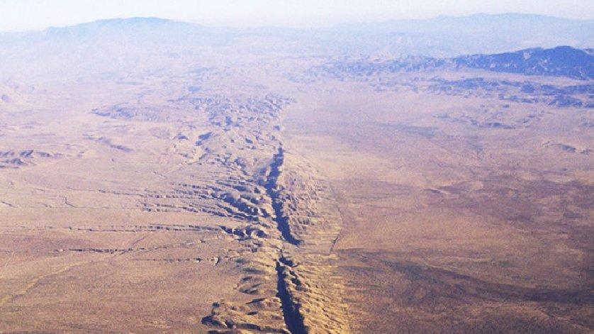 Se acerca The Big One? Un estudio dice que una falla de California capaz de un terremoto de 8.0 se está moviendo por primera vez