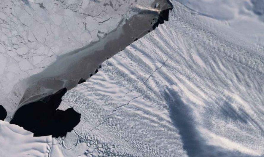 El glaciar antártico en peligro pronto podría crear un nuevo iceberg masivo 4 veces el tamaño de Manhattan
