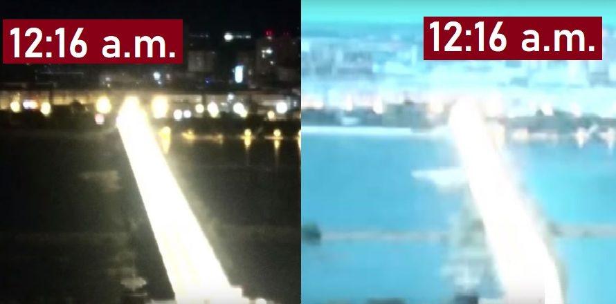Video: Una enorme bola de fuego convierte la noche en día mientras cruza el cielo nocturno sobre China