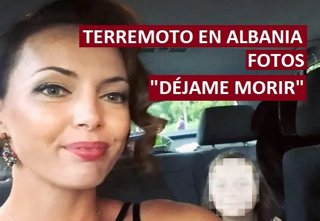 Madre suplico a rescatistas que la dejaran morir en brazos de su hija sin vida después del sismo