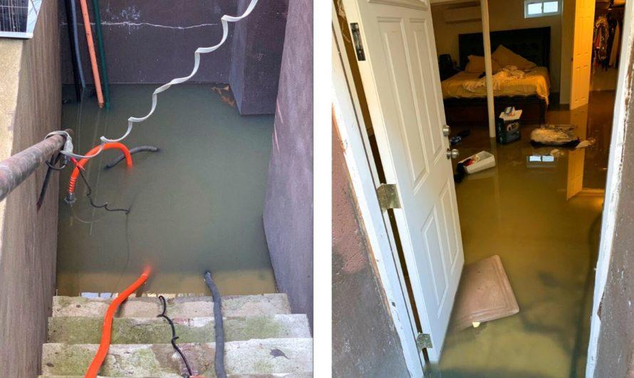 Las Aguas Residuales Inundan 300 Hogares En Nueva York