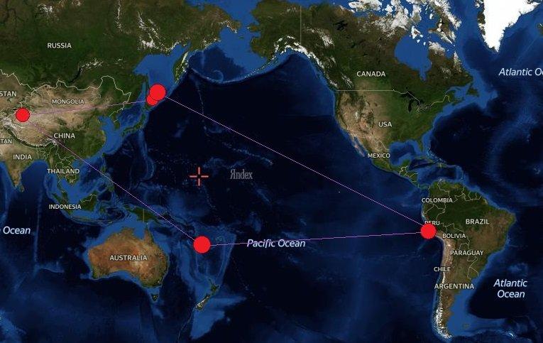 Sismos fuertes mueven a Perú, Rusia, China y Vanuatu ¡Se mueve el cinturón del pacifico!