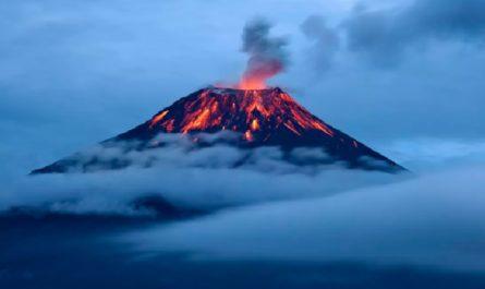 volcan Ecuador