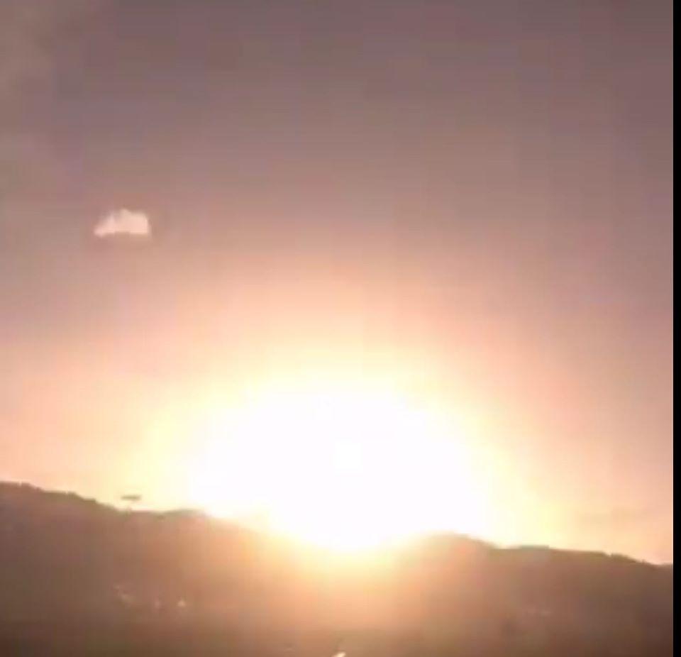 Meteorito convierte la noche en día en varias regiones de Turquía