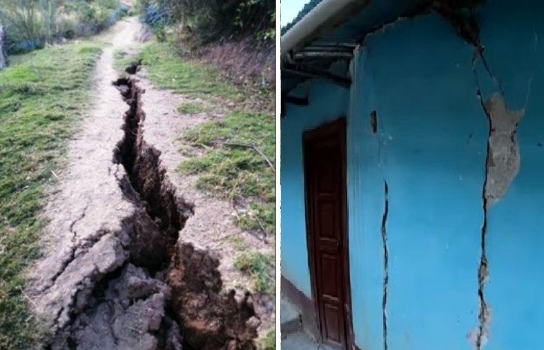 Falla geológica en Perú