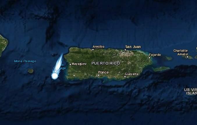 Meteorito en Puerto Rico (1)
