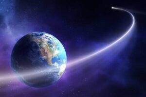 Asteroide casi impacta con la Tierra