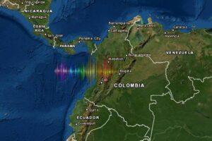 Extraños sonidos en Colombia