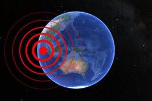 Terremoto gemelos en Indonesia