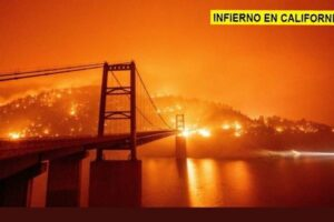 Incendio Bear California