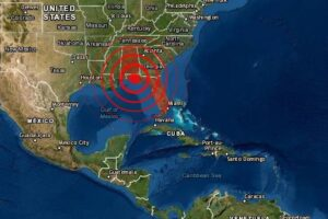 Sismo inusual en Florida y Alabama