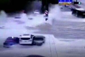 Tsunami en China