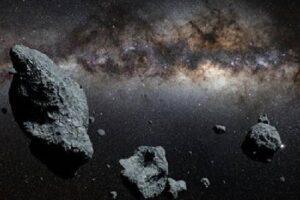 10 asteroides se acercan a la tierra