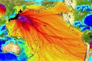 Agua radiactiva de Fukushima