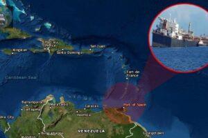 Buque petrolero venezolano