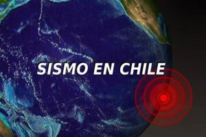 Sismo en Atacama, Chile