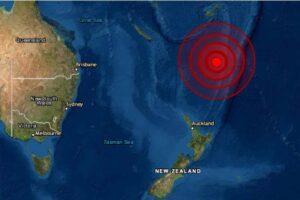 Sismo golpea Fiji esta madrugada del viernes
