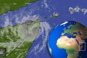 En vivo ciclón Gati golpea Somalia