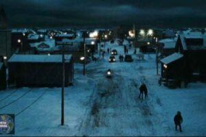 Esta ciudad de Alaska no volverá a ver el sol