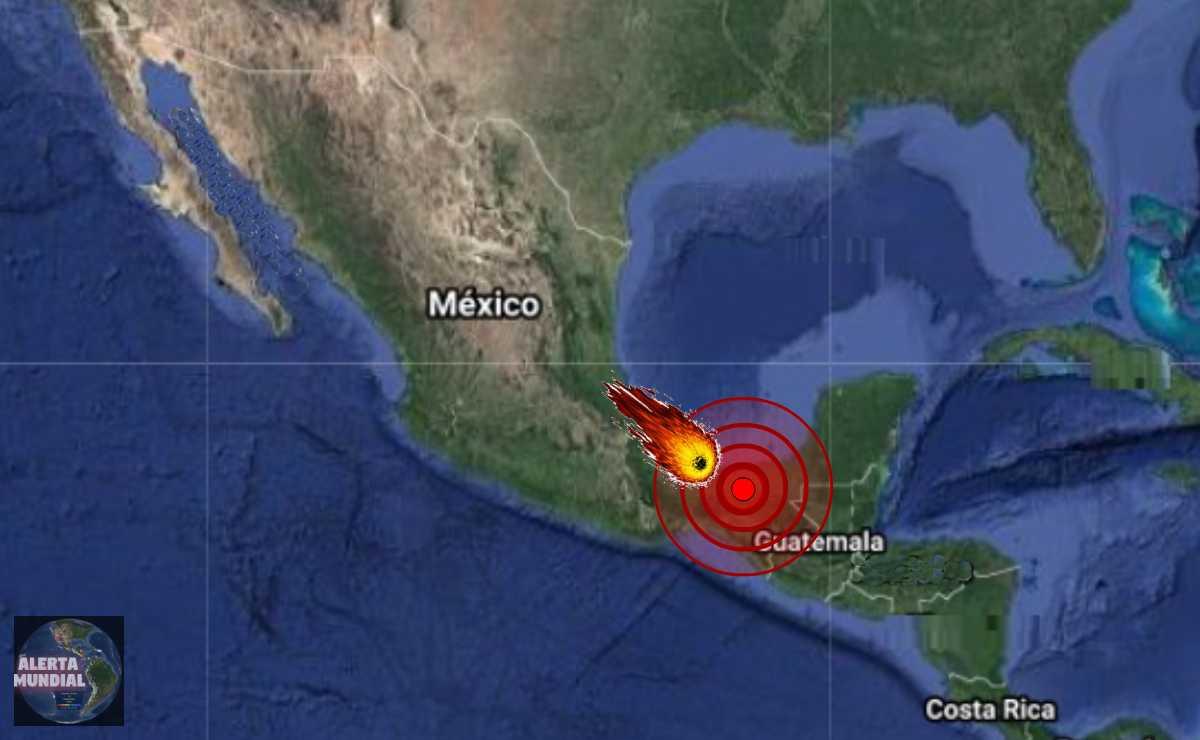 Meteorito y sismo en TabascoMeteorito y sismo en Tabasco