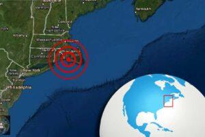 Sismo raro de magnitud 4.0 en Massachusetts