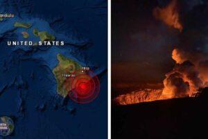 El volcán Kilauea entra en erupción