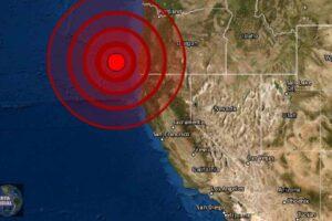 Sismo de magnitud 5.7 en Oregon