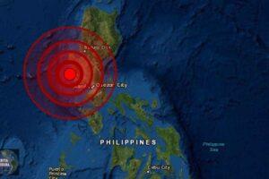 Sismo de magnitud 6.3 en Filipinas