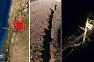 Argentina primeras imágenes de los destrozos causados por el terremoto 6.4 en San Juan