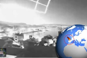 Explosión de meteorito y ruido fuerte hace temblar las ventanas en España