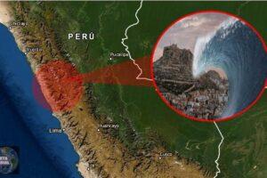 Una catástrofe por venir golpearía Huaraz del Perú, advierten Científicos