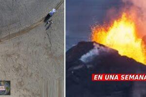 20 mil terremotos sacuden Islandia y ahora se están abriendo grietas.. ¡Temen una gran erupción volcánica!