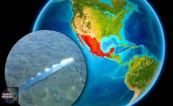 Captan un enorme pez remo que predice terremotos en las costas de Baja California