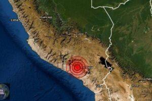 Fuerte sismo en Perú con 12 replicas deja al menos 60 viviendas afectadas