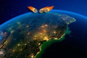 Gigantes bolas de fuegos atemorizan a los habitantes de Brasil