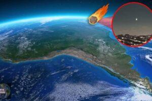Racha de bolas de fuego a través del cielo sureste de Brasil y aparece en 23 cámaras