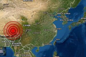 Sismo de magnitud 5.7 registrado en la región china de Xizang, dice USGS