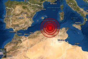 Sismo de magnitud preliminar 6.0 golpea Argelia