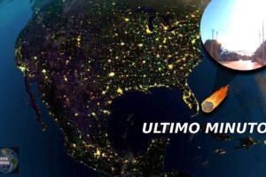 Acaba de caer una enorme bola de fuego con gran destello en Florida (VIDEOS)