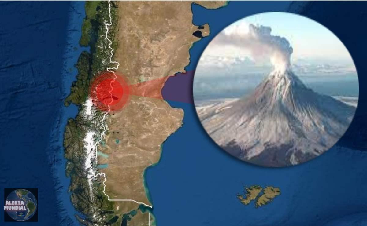 Descubren un nuevo volcán activo en la Patagonia de Chile, dicen los Científicos