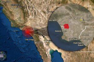 Enjambre de sismos sacude el área de Los Ángeles después de una sacudida mayor