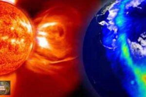Se emite vigilancia de tormenta geomagnética; Tsunami solar desatado este fin de semana