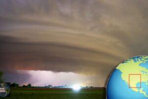Tormentas apocalípticas arrojan granizo del tamaño de un golf en Texas