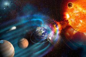 El mayor estallido solar de este ciclo está enviando tormentas solares a la Tierra y Marte