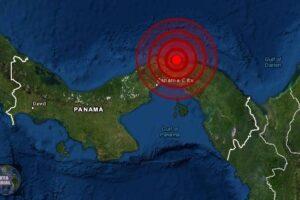 Panamá sacudida por un fuerte sismo mientras los edificios se estremecen (VIDEO)