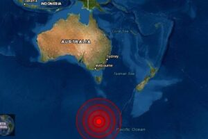 Sismo de magnitud 6.0 golpea la Isla Macquarie, informa USGS
