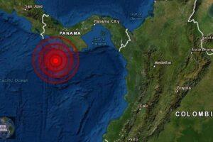 Sismo de magnitud 6.0 sacude el sur de Panamá