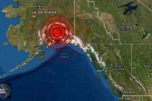 Sismo de magnitud 6.1 sacude el centro sur de Alaska